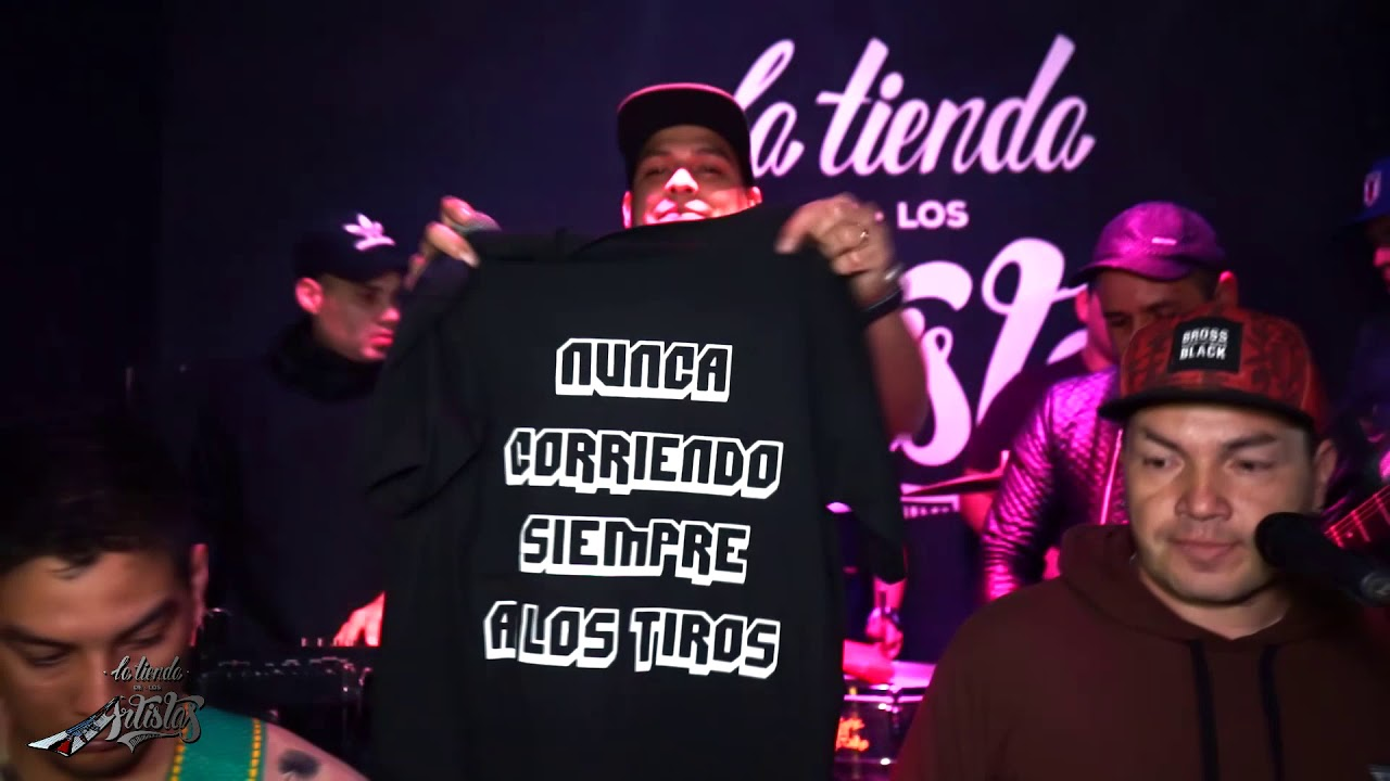 Download MC CACO EN LA TIENDA DE LOS ARTISTAS 15 DE AGOSTO 2018