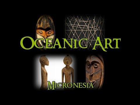 Oceanic Art - 2 Micronesia