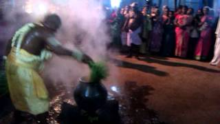 Sri kalliyamman kovil thiruvizha-13,Peraiyur.