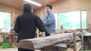 Michael Moore: Fine Woodwork  Cowichantoday.com Interview