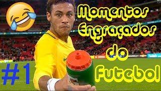 Momentos Engraçados do Futebol #1