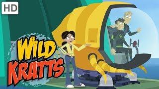 Wild Kratts 🌊 Yellow Submarine in the Deep Sea   Kids Videos
