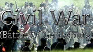 Battle Of Gettysburg (Full Documentary)