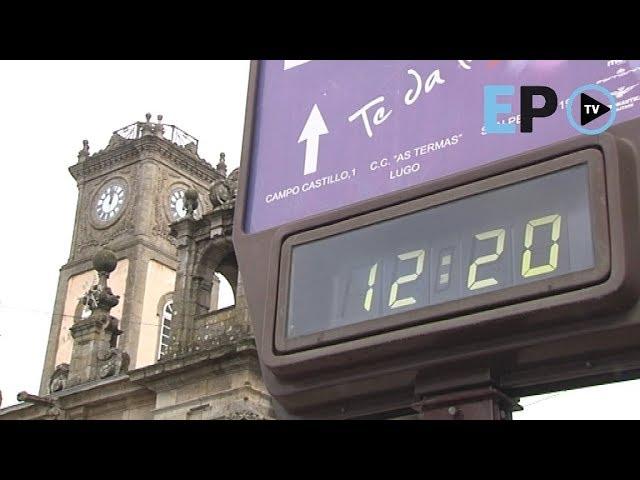 Reloj no marques la hora...