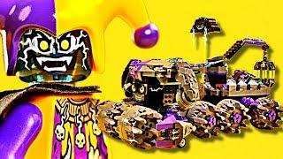 LEGO NEXO Knights 70352 Jestro's Headquarters