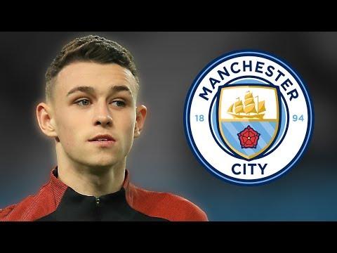 Phil Foden - 17 Year Golden Star - Manchester City - 2017