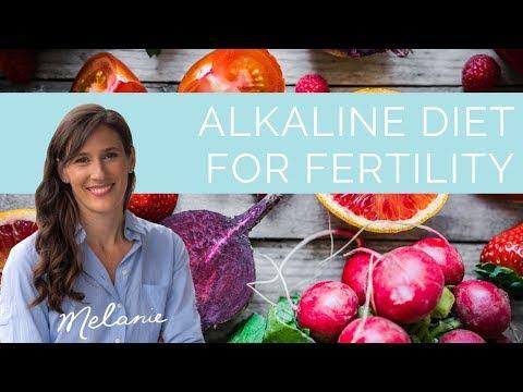 Is an alkaline diet beneficial for fertility?   Nourish with Melanie #46