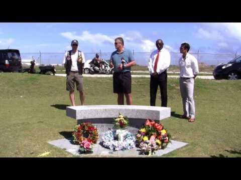 Jonathan Smith Hurricane Fabian Memorial Ride Sept 4 2011