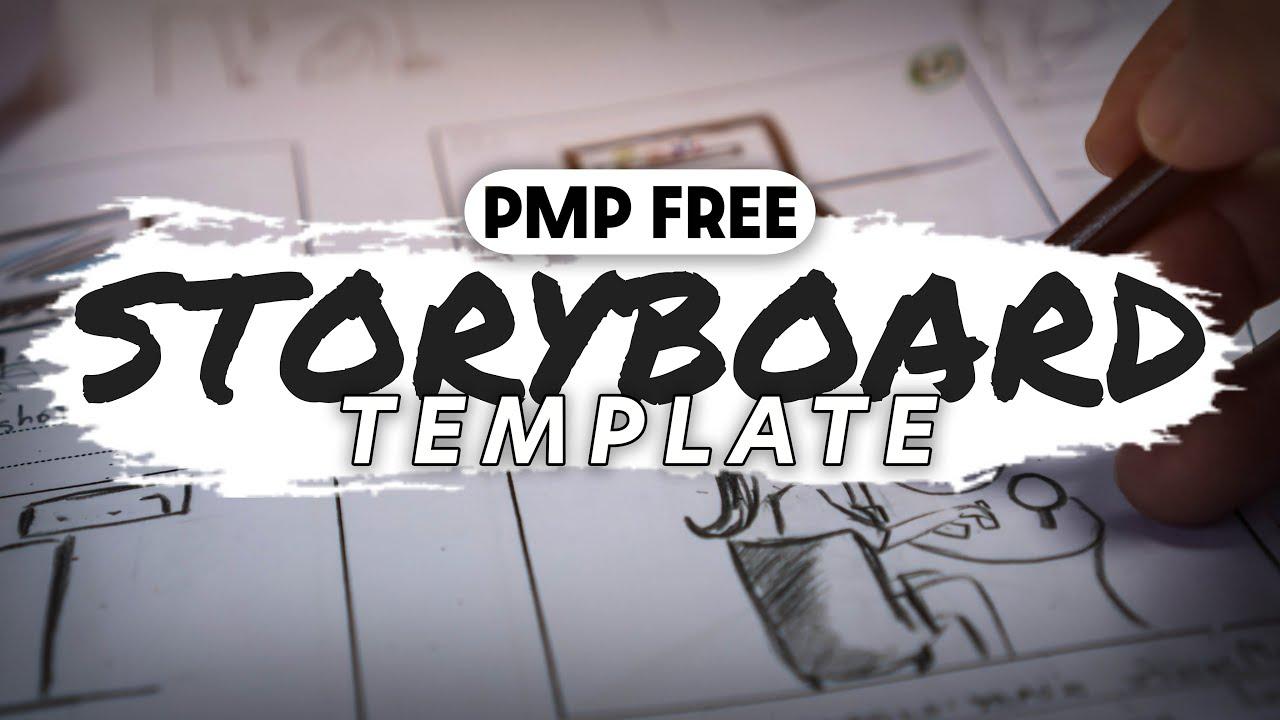 Storyboarding + FREE Storyboard Template!