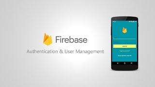 Android Getting Started with Firebase Login Registration Demo
