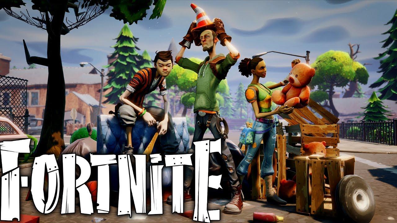 Fortnite - Alpha Gameplay Reveiled (Sign up for alpha ...