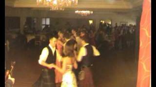 Double Scotch Ceilidh Band - Virginia Reel (Called)