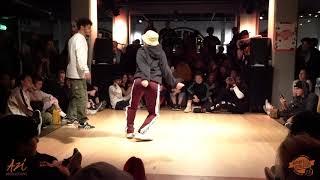 Hiphop Revolution 2018 Hip Hop Quarter Final: Walid vs Lisa