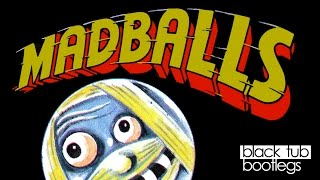 Black Tub Bootlegs -E20- Madballs Knock Offs - Mad Sad Terror Horror