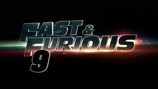 Fast & Furious 9 / Форсаж 9 русский трейлер, выход фильма - 2019 год