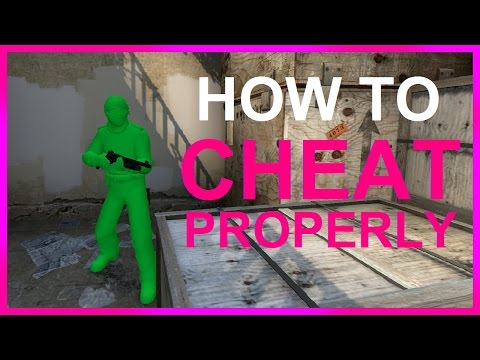 How to Hide Your Cheats in CS:GO (HOW TO LEGIT HACK PROPERLY!!!)