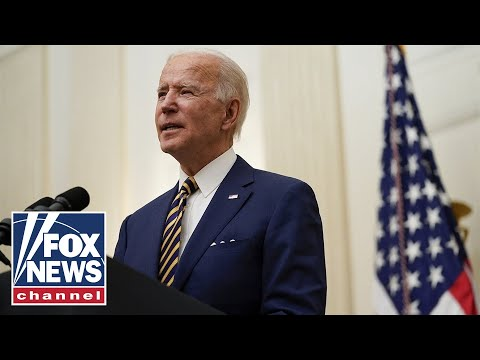 Biden holds press conference with Japanese PM Suga