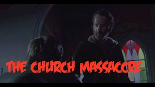 Church Massacre/Gareth Death - The Walking Dead Season 5