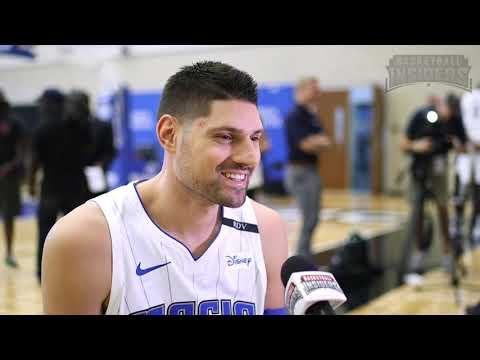 Nikola Vucevic - Orlando Magic - Basketball Insiders