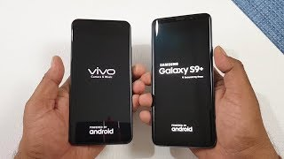 Vivo x21 vs samsung galaxy s9+ speedtest comparison...see which is ...