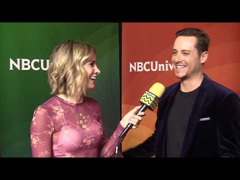 NBCUniversal Winter Press Tour 2018 - Interview with Jesse Lee Soffer
