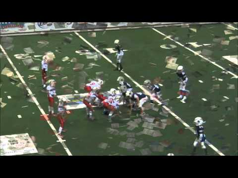 2013 West Georgia Patriots vs Phenix City Cowboys (7&8) Game 3 - Playoffs (062913)