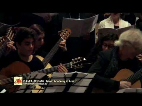 D.I.M.A. DoReMI International Music Academy in Arezzo