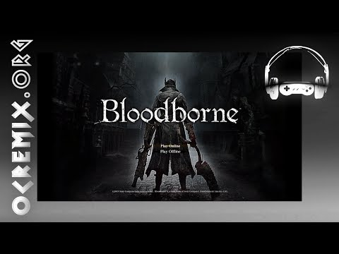 Bloodborne ReMix  RoeTaKa: Gehrman and Maria Lady Maria #3552