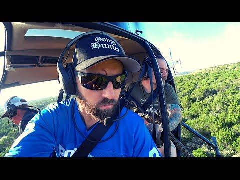 Helicopter Hog Hunt Texas 🇺🇸