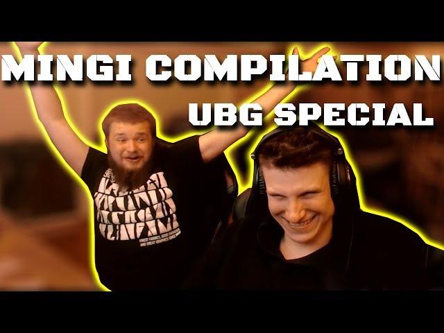 MINGI COMPILATION - UBG SPECIAL || teamisto.eu