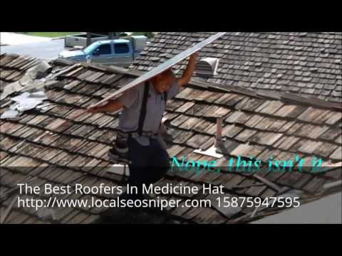 Emergency Roofing Service Medicine Hat