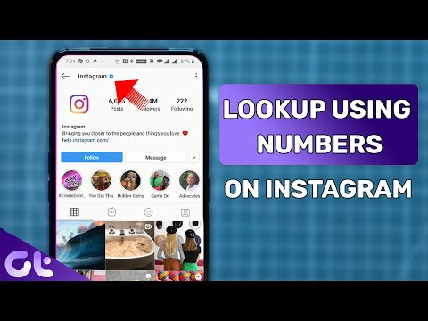 How to Find Someone on Instagram Using Their Phone Number   Guiding Tech