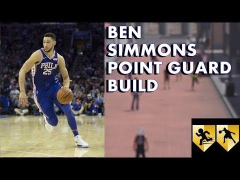 NBA 2K18 - Best Ben Simmons Archetype