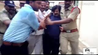 Amrutha varshini Father maruthi rao caught by police with his criminal gang in miryalaguda