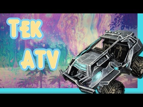 How to spawn Tek ATV (Dune Buggy) w/ GFI commands