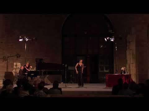 """Fabbrica"" Young Artist Program - Reut Ventorero"