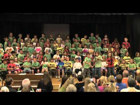 Courtney Shaw Desert Canyon Elementary School Play