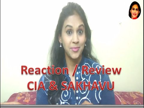 Comrade In America - CIA And Sakhavu Teaser Reaction and Review | Dulquer Salmaan, Nivin Pauly