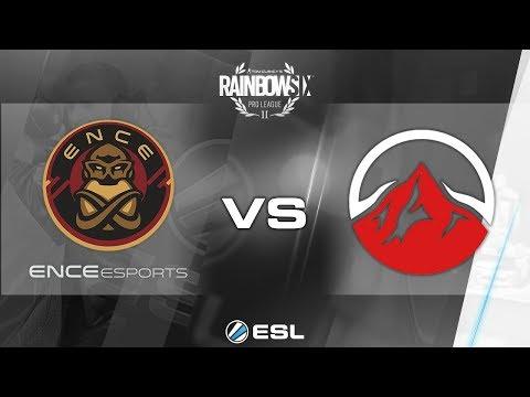Rainbow Six Pro League 2017 - Season 2 Finals - PC - ENCE eSports vs. Elevate - day 1