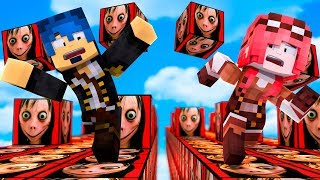 Minecraft ITA - LA CORSA DEI LUCKYBLOCK DI MOMO