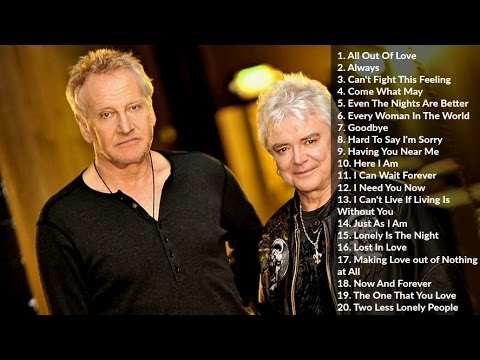 Air Supply Songs & Albums