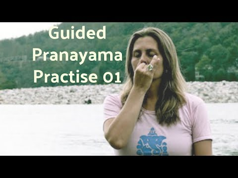 Cultivate Peace of Mind with 44 min Guided Pranayama  Practise  01