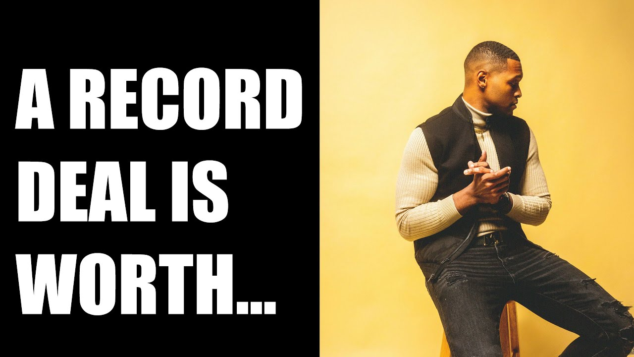 How Much is a Record Deal Worth? Average Amount 2017 @CasiinoSmooth