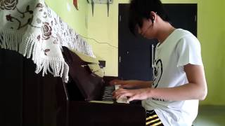 Trivium - No Way To Heal  [piano cover]