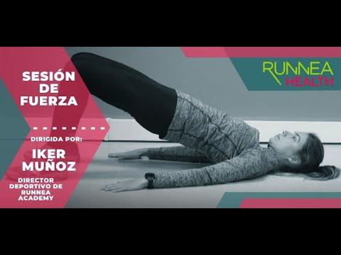 Sesión de ejercicios de movilidad y fuerza para personas sedentarias: Mantente en forma con Runnea