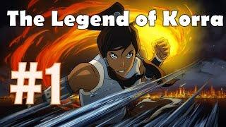 La Leyenda de Korra | Videojuego - Gameplay - Parte #1