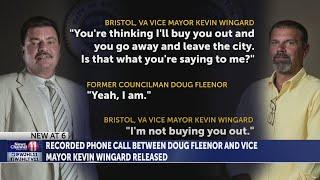Recording of controversial phone call prompting Councilman Doug Fleenor