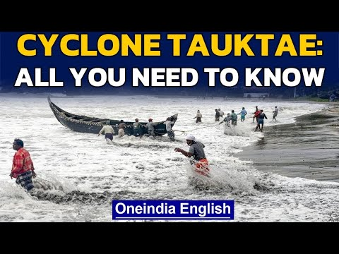 Cyclone Tauktae: Intensifies into 'very severe cyclonic storm', which states on alert| Oneindia News