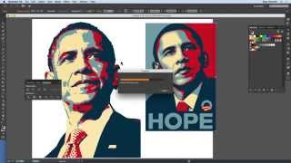 How To Use Image Trace and Recolor Artwork - Module 10.1