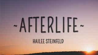 Hailee Steinfeld Afterlife MP3